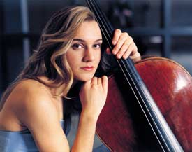 Denise Djokic - Cellist